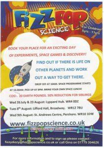Fizz Pop Science