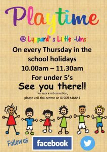 Thursday Holiday Toddlers Poster